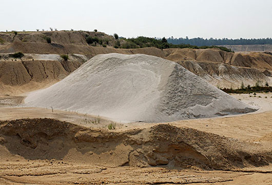 Image result for trucks sand new jersey quarry