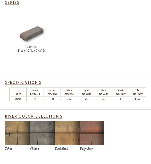 Bullnose Collection